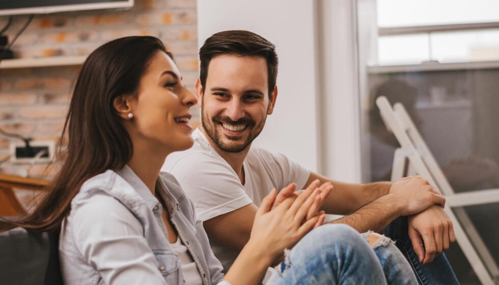 ETTER FORELSKELSESFASEN: Hvordan få et sunt og lykkelig forhold - også etter forelskelsesfasen? - Jobbe med kommunikasjon, sier par- og familieterapeut. FOTO: NTB scanpix