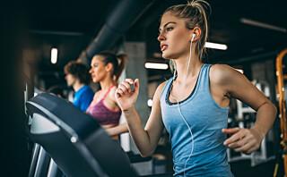 Slik gjør musikk deg bedre på trening