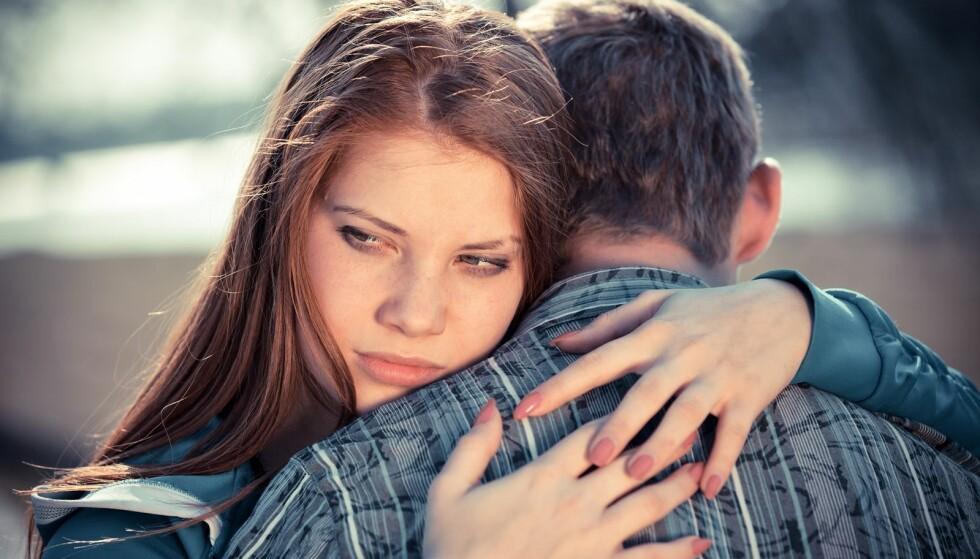 VOLD I UNGE PARFORHOLD: Ny studie viser at mange norske tenåringer utsettes for vold i parforholdet. FOTO: NTB Scanpix