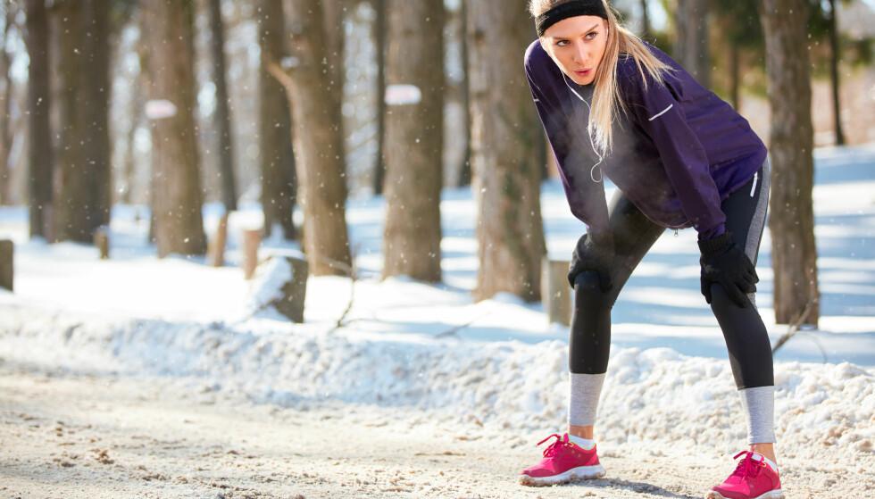 IKKE FOR HARDT: Starter du for hardt øker risikoen for skader. Også om det er lenge siden du sist trente bør du ha en periode hvor du trener deg opp igjen før de tøffeste øktene. FOTO: NTB Scanpix