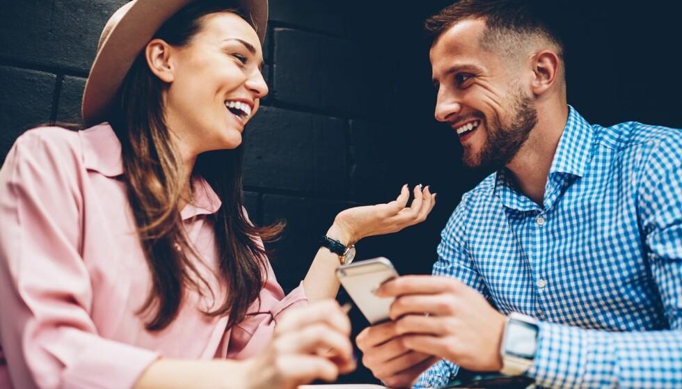 Laget app for par som sliter: - Vi tror dette kan redde parforhold som trenger det