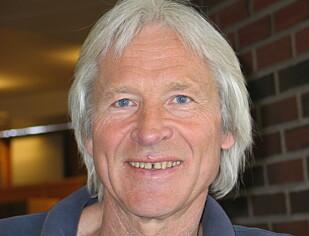 Eystein Enoksen er professor i idrettsvitenskap ved Norges idrettshøgskole.