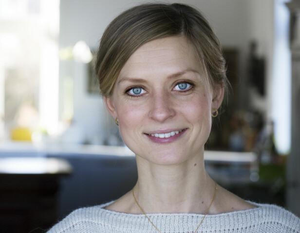 SELVKONTROLL HAR STOR BETYDNING: Ifølge Sofie Münster er det å være smart ikke nødvendigvis alt som skal til for å lykkes bra her i livet. FOTO: Privat