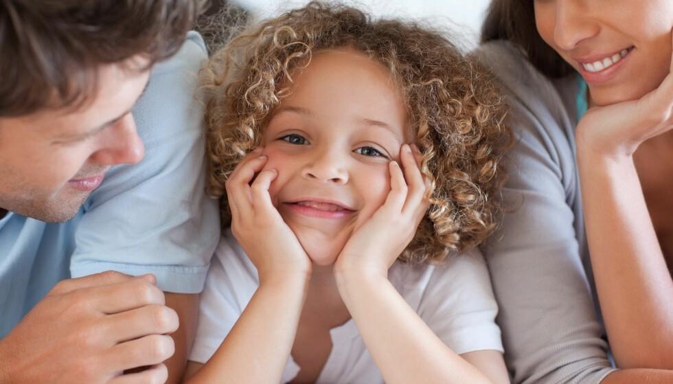 LÆRE BARN SELVKONTROLL: Flere studier viser at barn med god evne til selvkontroll eller selvregulering, får det bedre på mange områder i livet. FOTO: NTB Scanpix