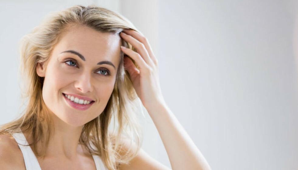 Får du noia av grå hårstrå? Dette kan du gjøre!