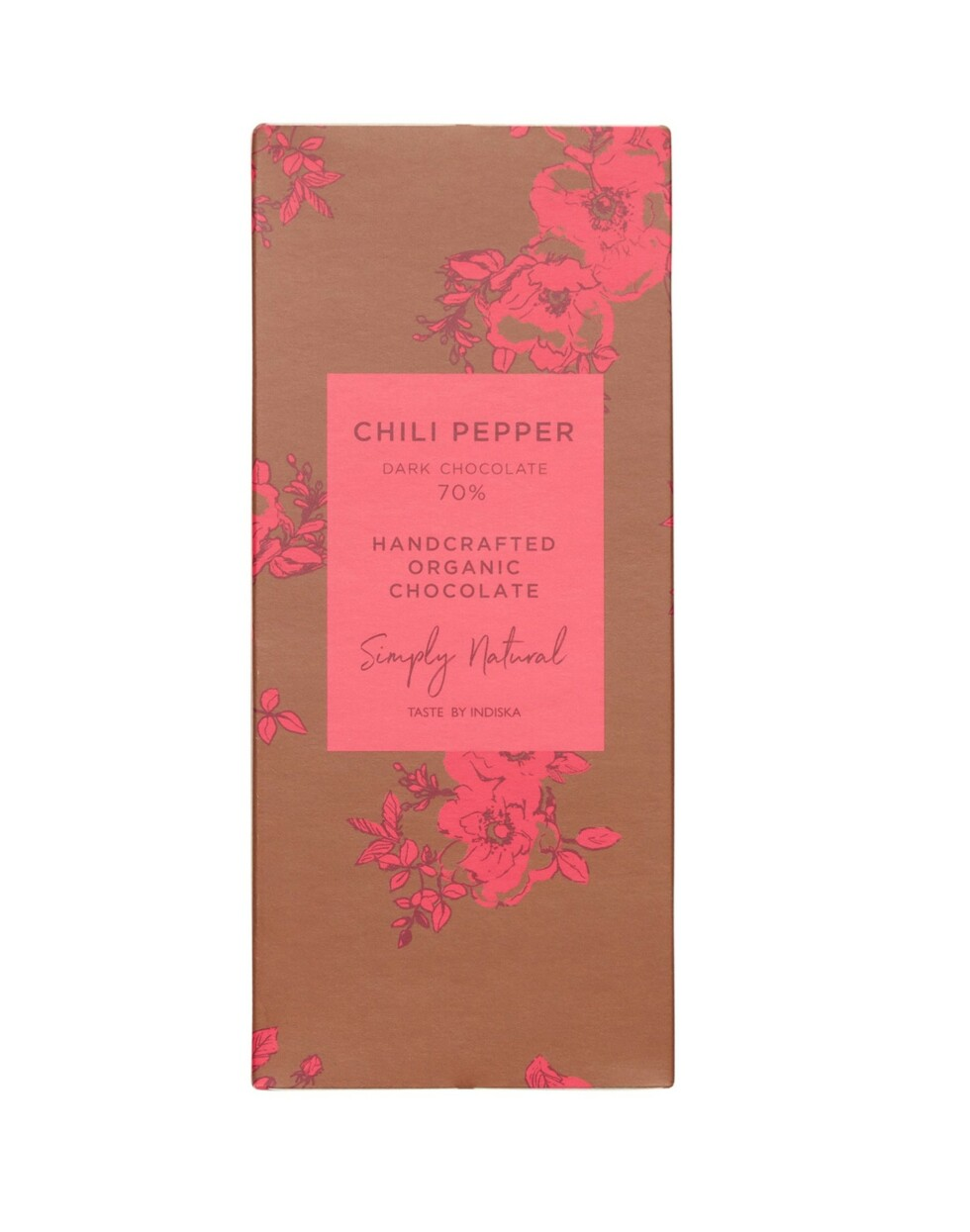 Sjokolade fra Indiska |49,-| https://indiska.com/no/Interi%C3%B8r/Kaffe-%26-Te/CHOCOLATE-BAR/p/1000007169099