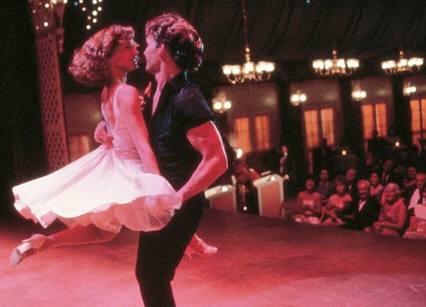 OVERRASKENDE HIT: Suksessen til lavbudsjettsfilmen «Dirty Dancing» overgikk både produsentene og skuespillerens villeste fantasier. I dag er den en av de mest ikoniske filmene gjennom tidene. FOTO: NTB Scanpix