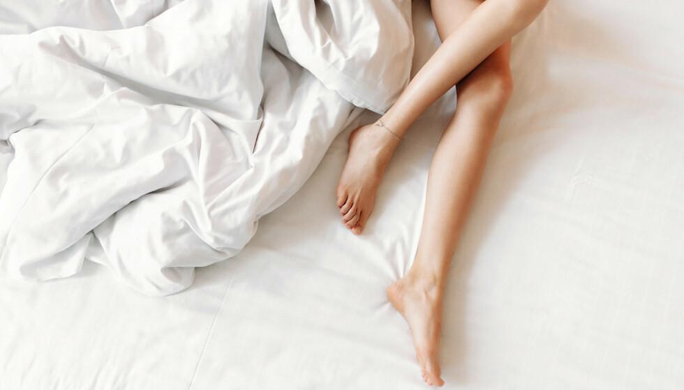 OPPNÅR IKKE ORGASME: - 88 prosent av kvinner trenger klitorisstimuli for å oppnå orgasme under samleie, det er derfor viktig at kvinner blir kjent med egne kropp for å veilede partneren når hun skal oppnå klimaks, sier eksperten. FOTO: NTB Scanpix
