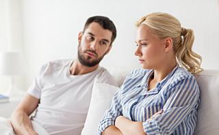 4 vanlige grunner til at sexlysten uteblir