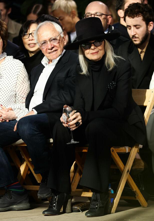 Diane Keaton er blitt moteblogger