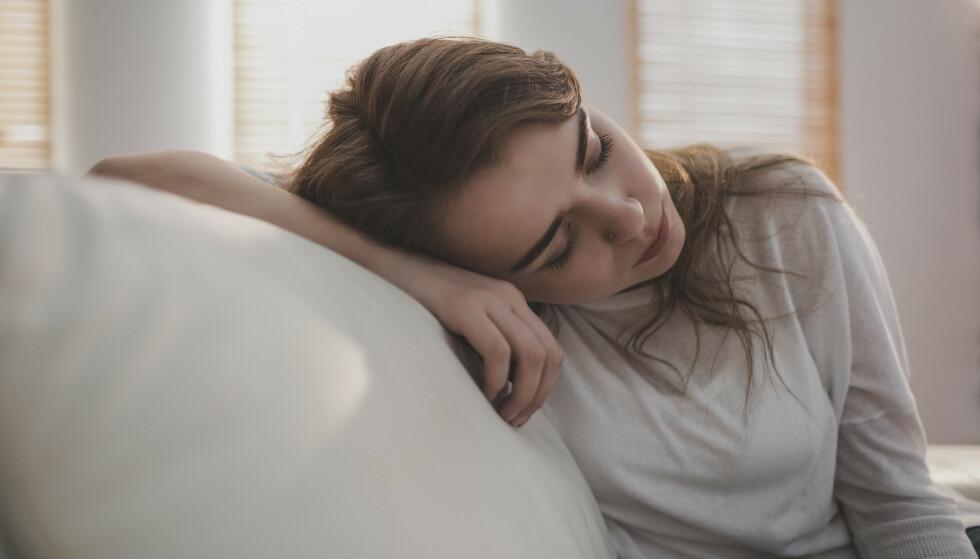 FØLER DU DEG SLAPP? Mangel på jern er en av flere tilstander som gir symptomer som slapphet og tretthet. FOTO: NTB Scanpix