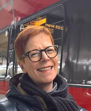 EKSPERT: Forfatter og kjønnsforsker, Wencke Mühleisen. FOTO: Privat