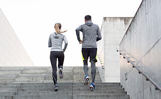 Selv 20 sekunder trening har effekt, ifølge ny studie