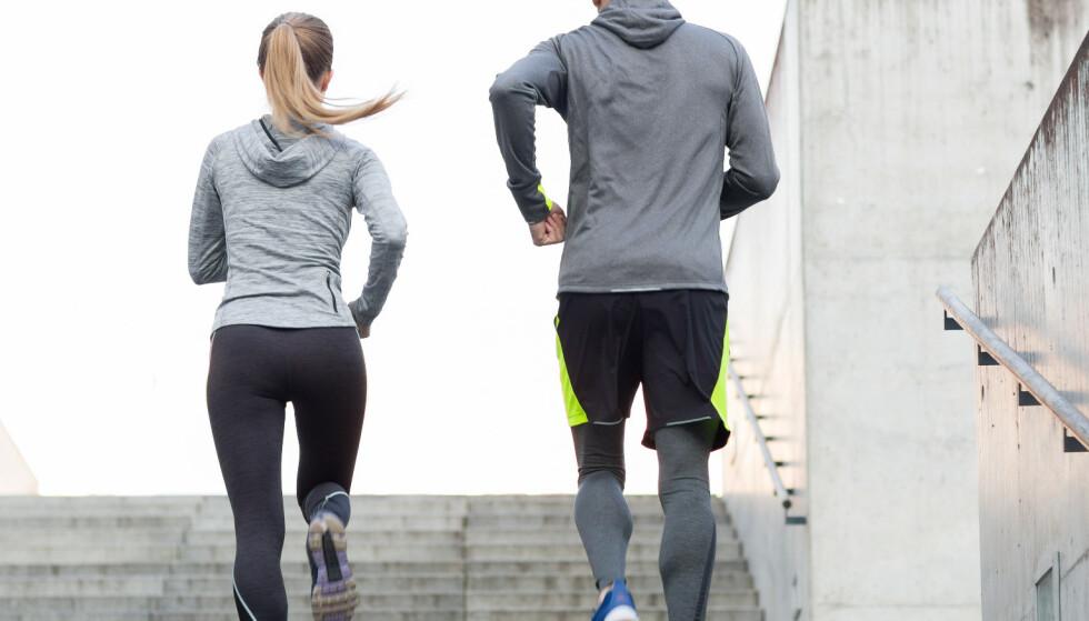 Ny studie: Selv 20 sekunder trening har effekt