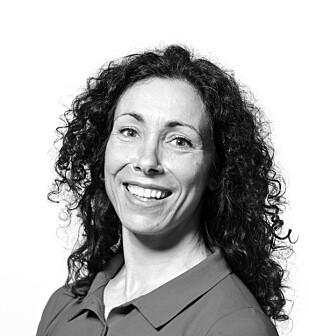 PERSONLIG TRENER: Judit Somogyi ved Evo Fitness Oslo er selv aktiv CrossFit-utøver.