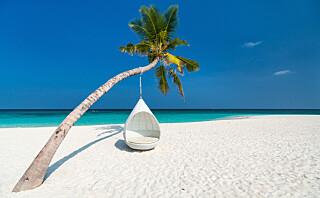 Konkurransen er avsluttet! Logg inn og vinn tur til Maldivene for to