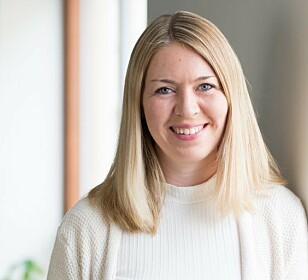 STRESS HOS MØDRE: Psykolog Cecilie Honningsvåg tror den britiske undersøkelsen stemmer ganske bra på norske forhold. FOTO: IPR