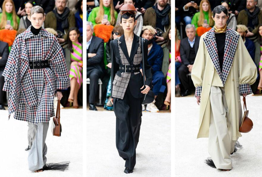 MOTENYHETER: Denne uken kan du blant annet se noen av våre favorittkolleksjoner fra London Fashion Week. Foto: Scanpix