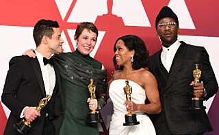 Her er årets Oscar-vinnere