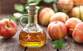 Blir du slankere og friskere av å drikke eplecidereddik?