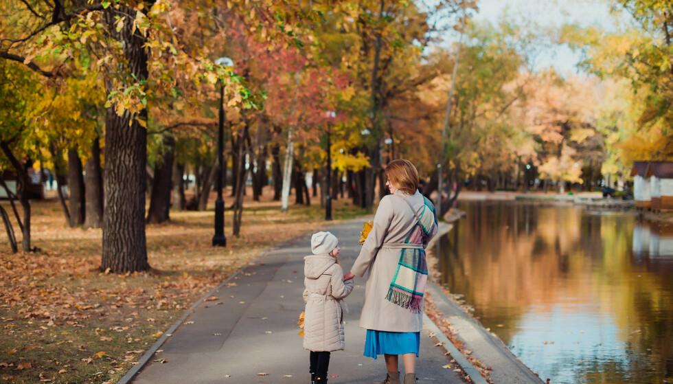 SEPARASJONSANGST: Da Sofie var 5 år gammel flyttet moren og faren fra hverandre. Da fikk angsten knyttet til ting som kunne skje med moren ordentlig fart på seg. Hun skulle være med henne hele tiden. ILLUSTRASJONSFOTO: NTB Scanpix