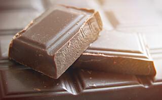 Dette er det beste stedet å oppbevare sjokoladen