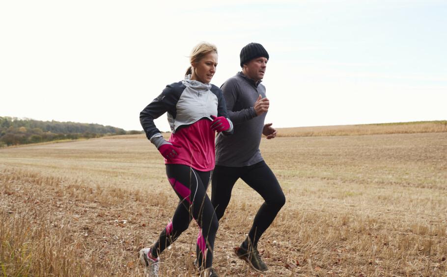 REDUSERT RISIKO: God kondisjon ga lavere risiko for hjerteinfarkt. FOTO: NTB Scanpix