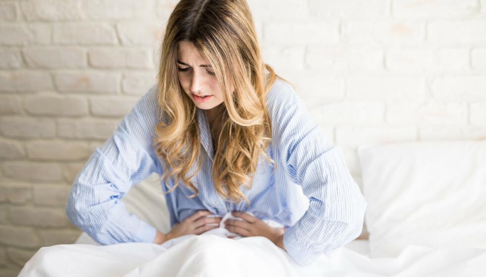PMS: For legene ved Sex og samfunn er det viktig at PMS blir snakket om slik at vi lærer mer om hva dette dreier seg om. FOTO: NTB Scanpix