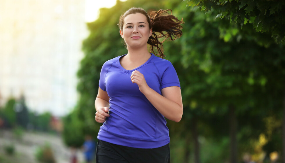 BÅDE FØR OG ETTER: Jennie Nyenvik, kostholdsekspert hos AXA, anbefaler å spise både før og etter treningsøkten. FOTO: Scanpix