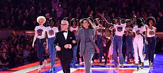 Hyllet mangfold på Paris Fashion Week