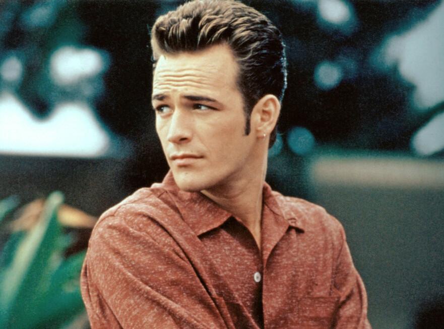 Det var ikke mange jenter som ikke fikk litt varme følelser for denne fyren på 90-tallet. FOTO: NTB Scanpix