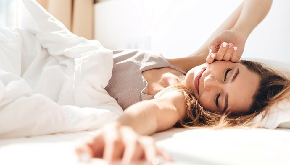 UTEN BERØRING: I søvne kan vi oppleve å få orgasme uten berøre oss selv. FOTO: Shutterstock