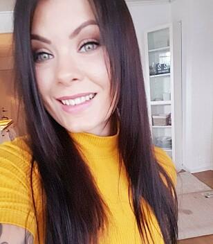I SIVIL: - På fritiden liker jeg å trene og være ute, sier Maja. FOTO: Privat
