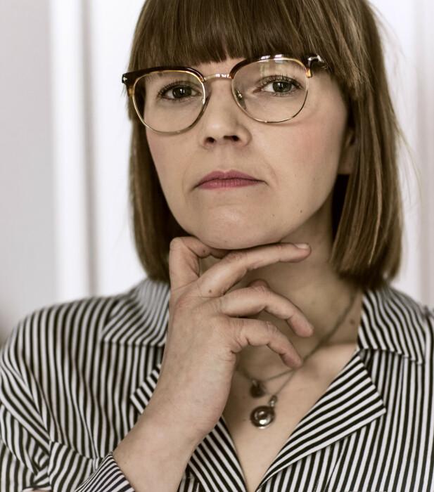 <strong>TUNGT Å TENKE PÅ:</strong> Cecilie forteller at hun har vært langt nede i perioder, men at livet stabiliserte seg da hun fikk riktige medisiner. FOTO: Astrid Waller