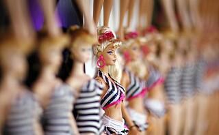 Se bildene som viser hvordan Barbie ville sett ut i dag