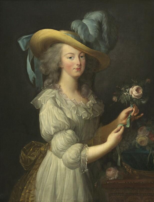 UNG OG BLOMSTRENDE: Marie Antoinette giftet seg med kronprins Ludvig av Frankrike da hun var 14 år, og ble dronning av Frankrike da hun bare var 18 år. FOTO: NTB Scanpix