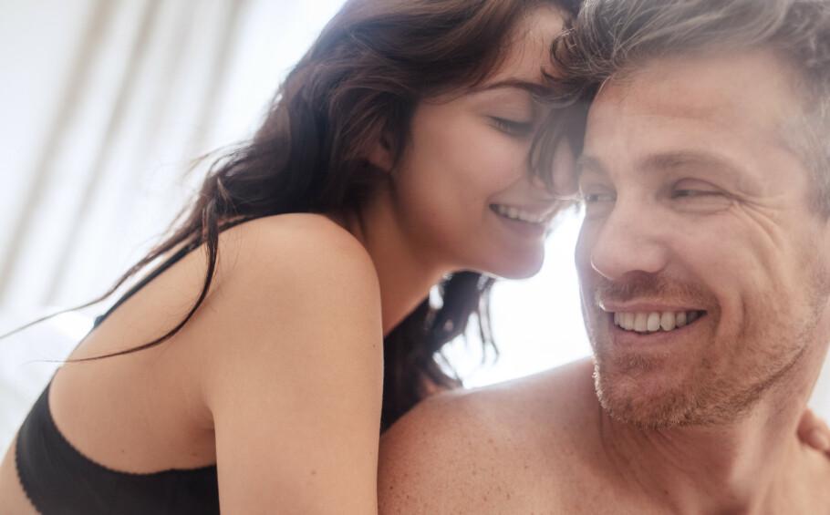 TILFREDS: En studie viser at dersom du eller partneren din har en bestemt genvariant, øker sannsynligheten for at dere er tilfredse i forholdet. FOTO: Scanpix