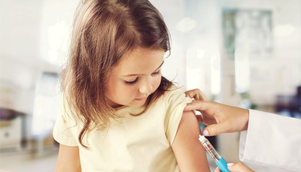 MANGE ER REDDE: Mange er bekymret for at vaksiner er farlige, og er spesielt bekymret for at MMR-vaksinen skal føre til autisme.