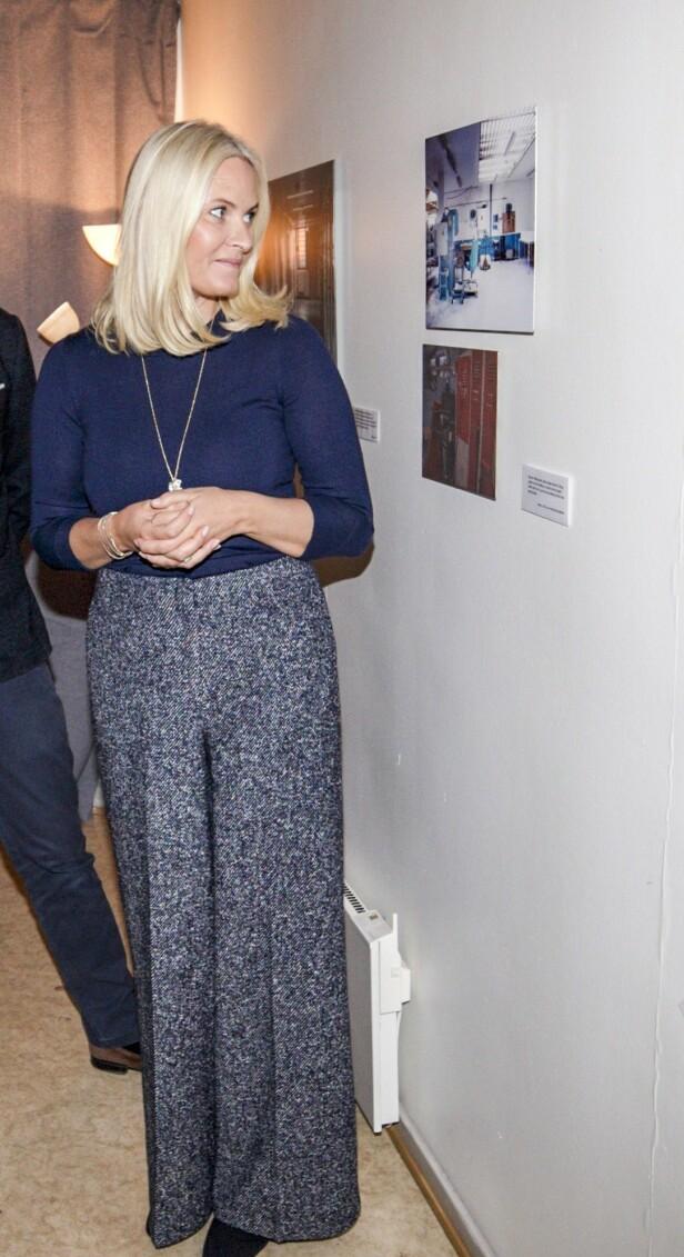 Kronprinsesse Mette-Marit. Foto: Scanpix