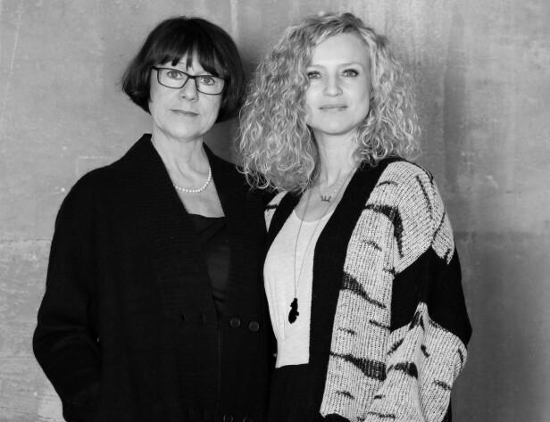 MOR OG DATTER: Olaug Vesterheim Seland og Siv Elise Seland. Foto: Privat