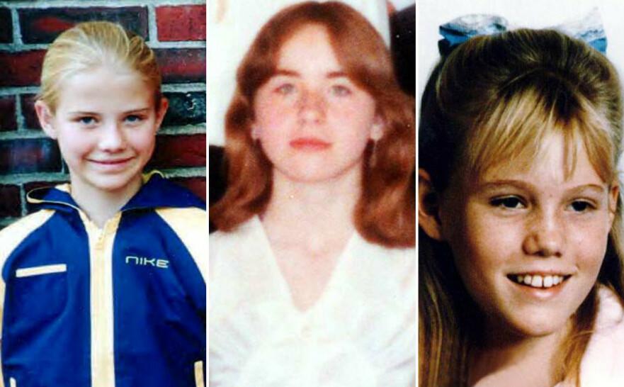 GRUSOMME HISTORIER: Elizabeth Smart (f. v.), Elisabeth Fritzl og Jaycee Lee Dugard – tre ungjenter som gjennomgikk det utenkelige. FOTO: NTB Scanpix