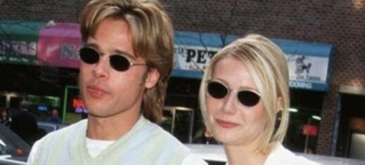 Se, så lik Brad Pitt har vært kjærestene sine