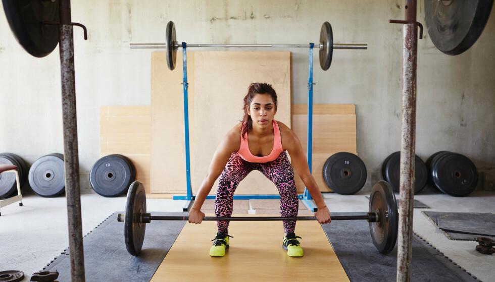 VIKTIG FOR STYRKEN: Å få i seg nok proteiner er viktig, og når vi trener trenger vi mer. Men hvor mye trenger vi? FOTO: NTB Scanpix