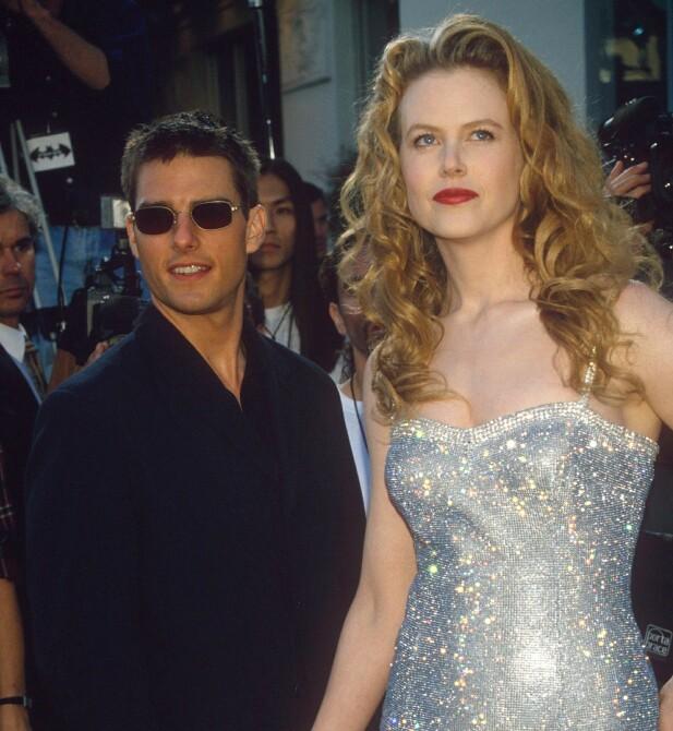 DOBBEL SORG: I kjølvannet av bruddet med Tom Cruise, mistet Nicole Kidman også omsorgen for parets to adopterte barn, Isabella Jane og Connor Anthony. FOTO: Scanpix