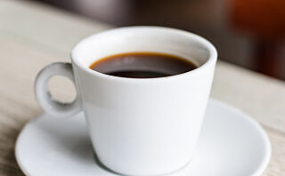 Ikke drikk for mye av denne kaffen