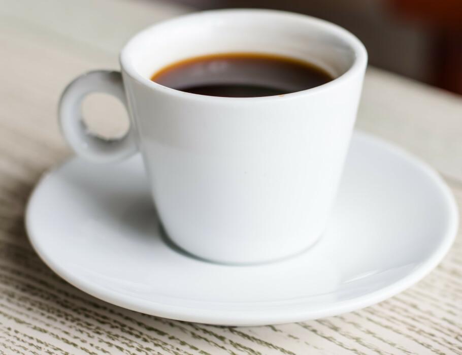 KAFFE: Ufiltrert kaffe kan gi økt kolesterol, og bør derfor drikkes med omhu. FOTO: NTB Scanpix