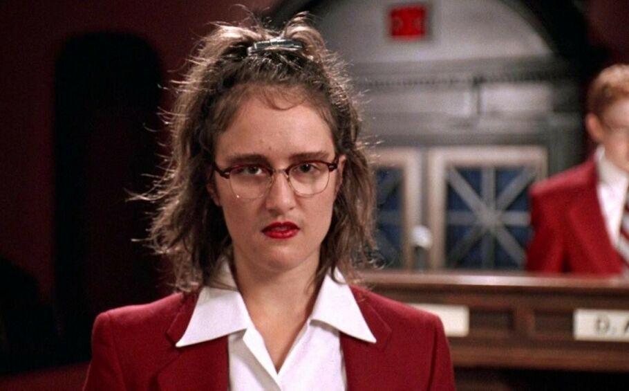 I ROLLEN: Kvinnen som portretterte Caroline Krafft i «Mean Girls» ser ganske annerledes ut i dag. FOTO: Paramount Pictures