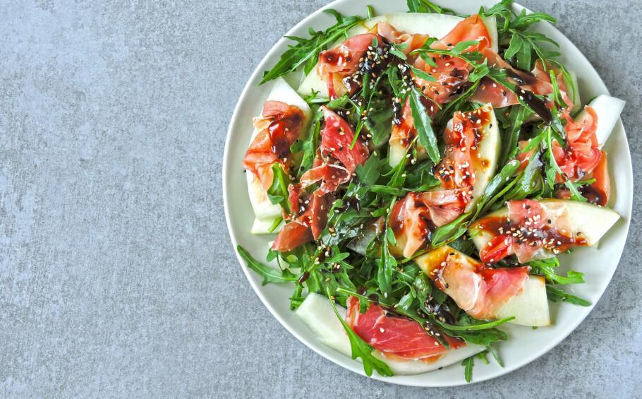 PEGANER: 75 prosent av kostholdet til en peganer består av frukt og grønt. FOTO: NTB Scanpix
