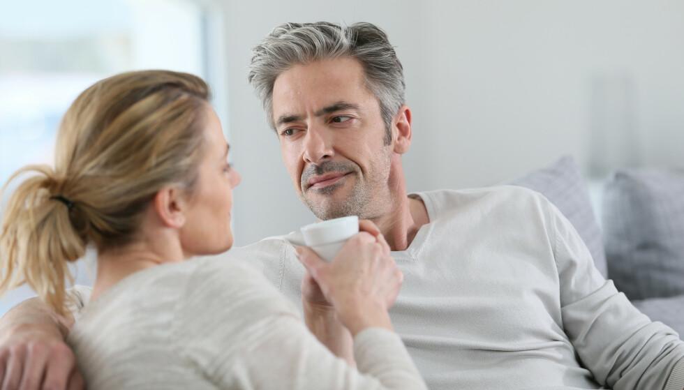 SETT RAMMER: Sexolog Bianca Schmidt forteller at det er gunstig å snakke om hvordan overgrepet potensielt kan påvirke deg og forholdet til partneren din i fremtiden. FOTO: Scanpix