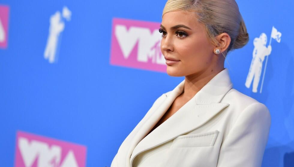 KYLIE JENNER: Kylie Jenner (21) ble nylig kåret til verdens rikeste under 30 år. FOTO: NTB scanpix